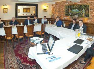 Pierwsze spotkanie CSO Council