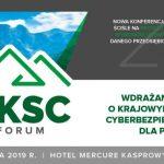 KSC FORUM 2019