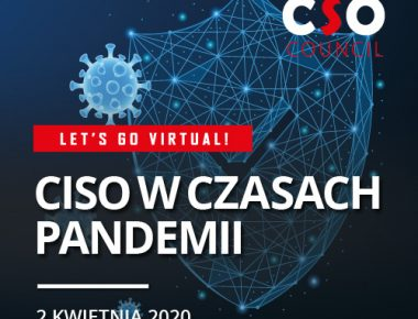 CSO Council – Let's go virtual!